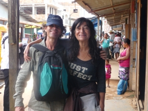 Elsa Cayat et Pascal Gontier - Terre de Colibris - Pérou 2013